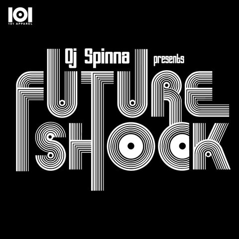 "DJ SPINNA ""FUTURE SHOCK"" MIX CD"