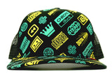 STEREO ICONS  CUSTOM TRUCKER HAT