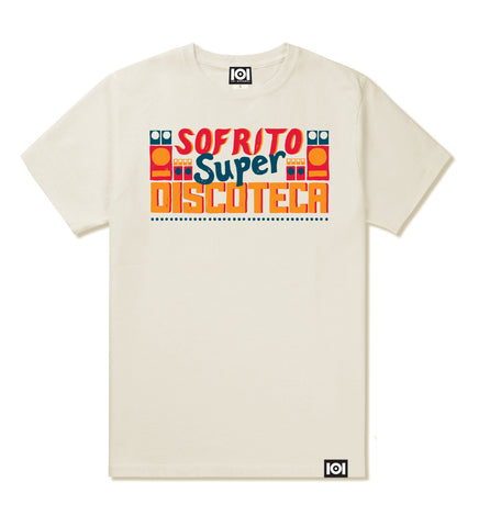 "SOFRITO ""SUPER DISCOTECA"" MIX CD & T-SHIRT"