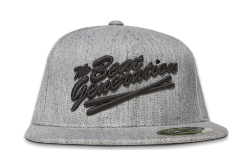 BEAT GENERATION FITTED - HEATHER GREY