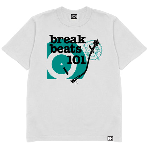 BREAK BEATS - WHITE