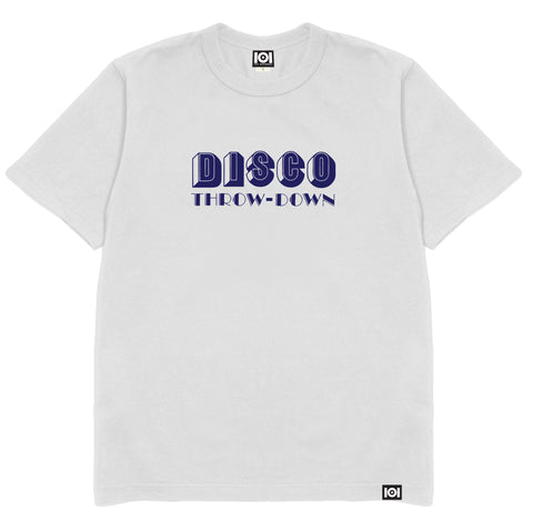 DISCO THROWDOWN - WHITE