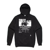 SUN RA 101 VERSE HOODED FLEECE