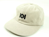 101 Basic Ball Cap - Cream