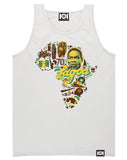 FUSE GREEN - LAGOS TANK TOP