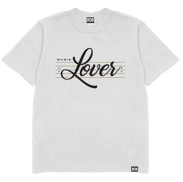 MUSIC LOVER - WHITE