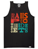 RAP HOUSE DISCO EDITS TANK TOP