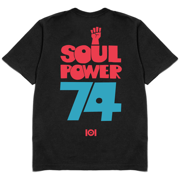 SOUL POWER 74 - BLACK