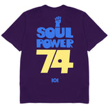 SOUL POWER 74 - PURPLE