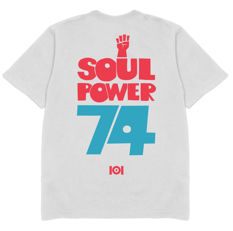 SOUL POWER 74 - WHITE