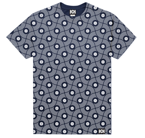 VINYL 01 ALL OVER PRINT SHIRT