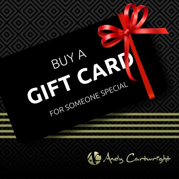 Andy Cartwright Gift Card - Andy Cartwright