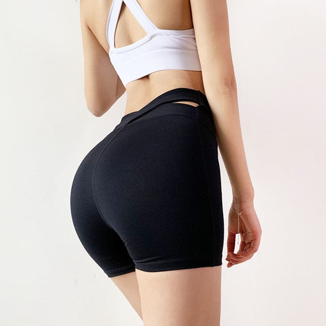 High Waist yoga Short