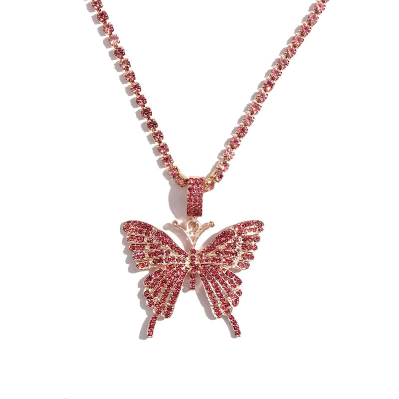 ANNA- Butterfly Necklace