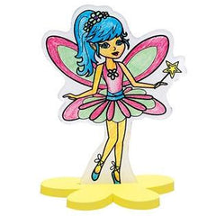Shrinky Dink Fairies