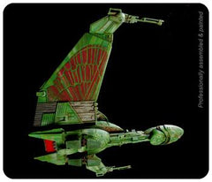 Klingon Bird of Prey @ https://www.jestersfunfactory.net/