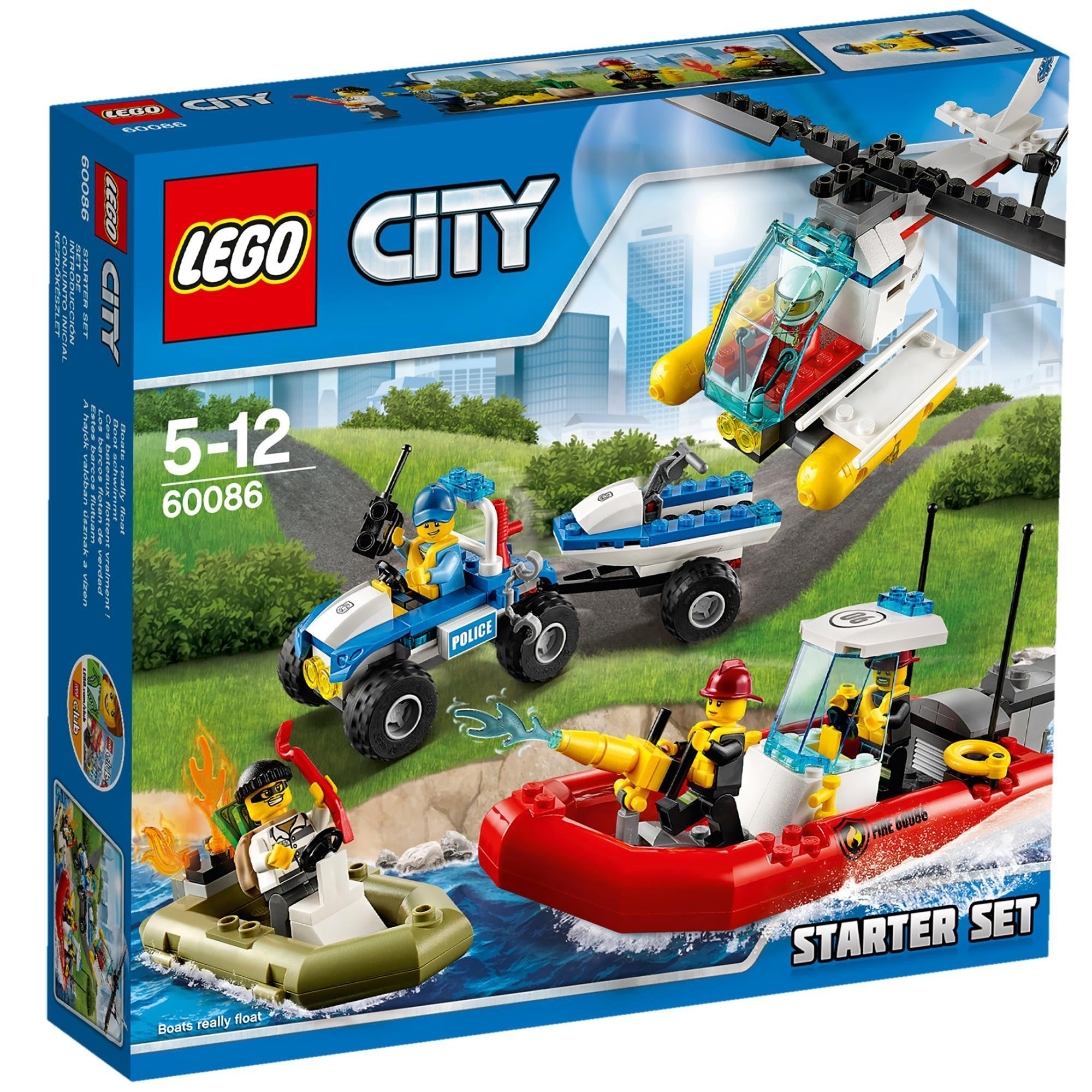 Lego Citry Starter Set