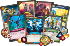 KeyForge: Age of Ascension Starter Set @ https://www.jestersfunfactory.net/
