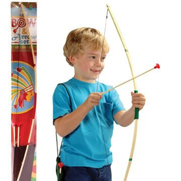 Bow and Arrow Set @ https://www.jestersfunfactory.net/