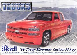 '99 Chevy Silverado Custom Pickup
