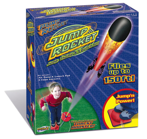 Jump Rocket Set with 3 Rockets