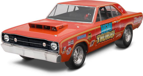 1/25 '68 Hemi Dart HEMI 2 'n 1 Plastic Model Kit