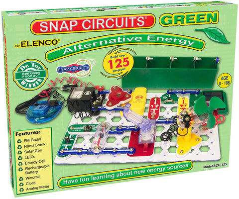 Snap Circuit Green Energy