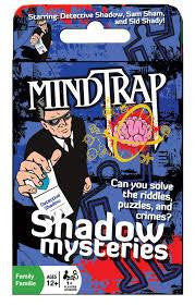 Mind Trap Shadow Mysteries
