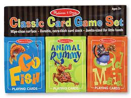 Classic Card Game set 3 Pack