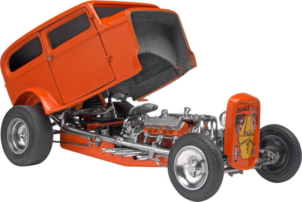1/25 Orange Crate® '32 Ford Sedan Plastic Model Kit