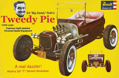 Ed 'Big Daddy' Roth's Tweedy Pie