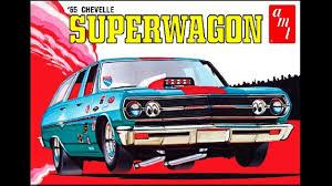 '65 Chevelle Superwagon