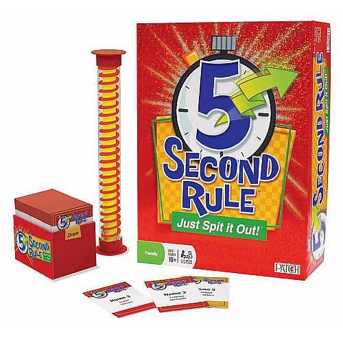 5 Second Rule @ https://www.jestersfunfactory.net/