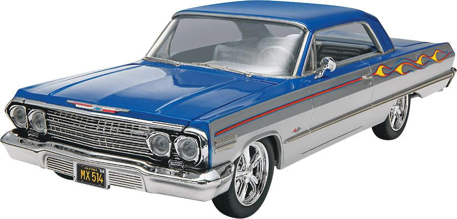 1/25 '63 Chevy® Impala™ SS™ Plastic Model Kit