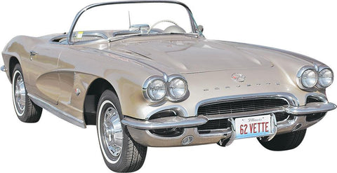 1/25 1962 Corvette® Roadster 2 'n 1 Plastic Model Kit
