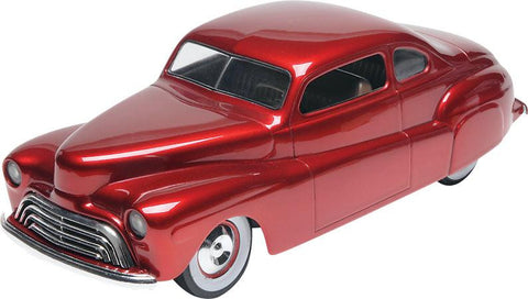 1/25 '48 Ford Custom Coupe 3'n 1 Plastic Model Kit
