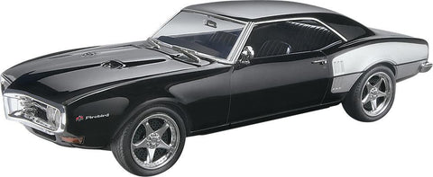 1/25 Foose™ '68 Pontiac® Firebird® 400 Ram Air™ Plastic Model Kit