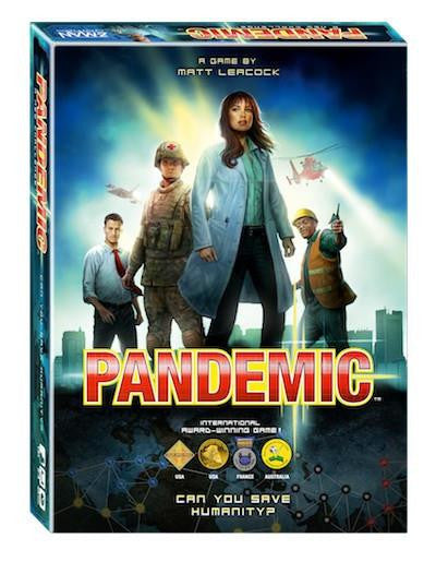 Pandemic board game for sale in Canada
