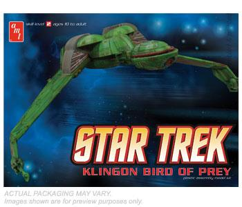 AMT Klingon Bird of Prey