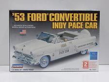 '53 Ford Convertible Indy Pace Car
