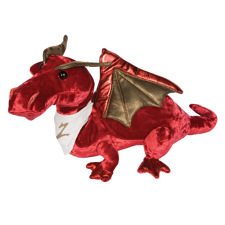Ruby Red Dragon