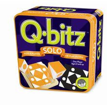 Q-Bitz Solo: Orange Edition