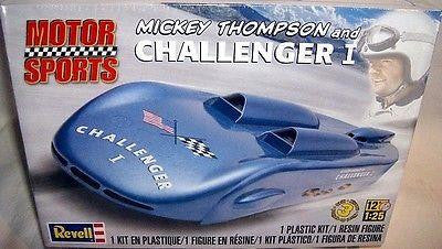Mickey Thompson and Challenger I