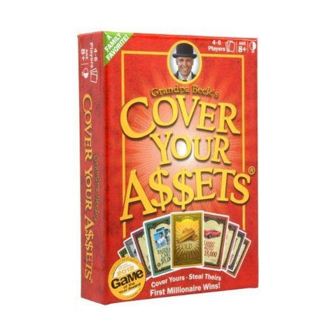 Cover Your Assets!