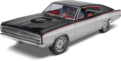 1/25 Foose™ '67 Dodge Charger 426 HEMI® Plastic Model Kit