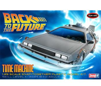 Back to the future Time Machine @ https://www.jestersfunfactory.net/