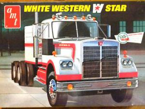 AMT White Western Star