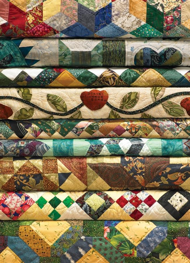 Grandma's Quilt by Cobble Hill