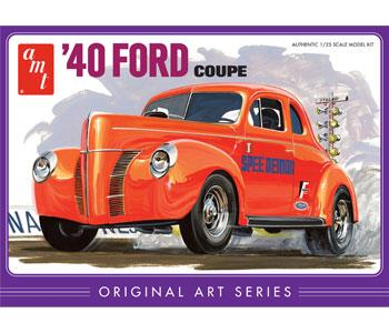 AMT '40 Ford Coupe