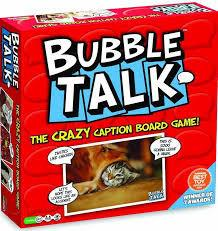 Bubble-Talk Game